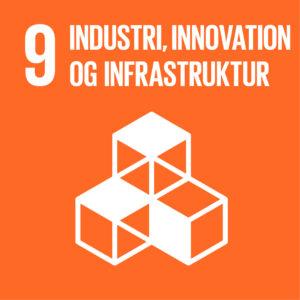 Verdensmål 9: Industri, innovation og infrastruktur