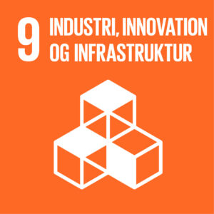 Verdensmål 9: Industri, innovation og infrastruktur